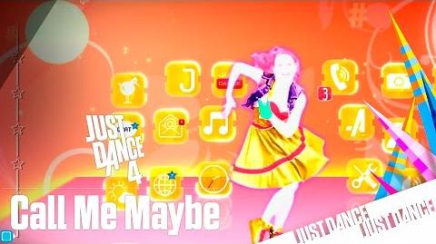 Just Dance 4 - Call Me Maybe - Alternate