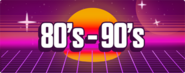 Thebestof80sand90s jdnow playlist category banner