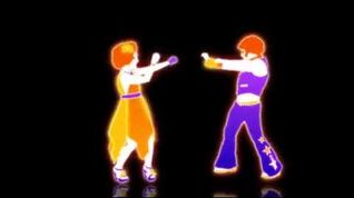 Hot Stuff - Just Dance 2 (Extraction)