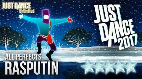 Just Dance 2017 Rasputin - 5 stars