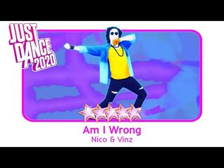 Just Dance 2020 - Am I Wrong -Megastar-