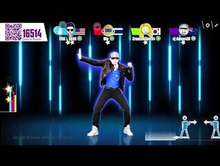 Just Dance Now- The Other Side by Jason Derulo (5 stars)