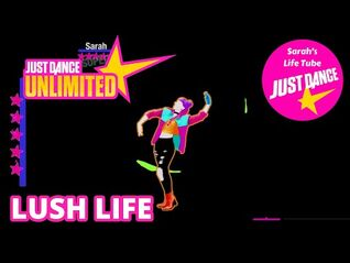 Lush Life, Zara Larsson - MEGASTAR, 2-2 GOLD - Just Dance 2019 Unlimited -PS5-