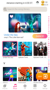 Underthesea jdnow menu phone 2020