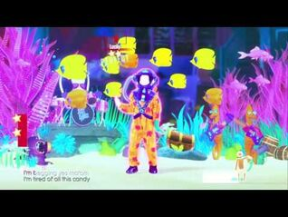 Just Dance 2017 - Cake by the Ocean