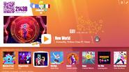 Newworld jdnow menu computer 2017