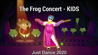 The Frog Concert (Normal Scoring) - Just Dance 2020