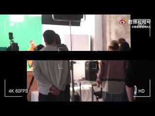 Just dance Let's Party behind the scenes