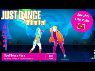 Soul Bossa Nova, Quincy Jones & His Orchestra - MEGASTAR, 2-2 Gold - Just Dance 2 Unlimited -PS5-