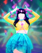 Danceessentials jdnow playlist app icon updated