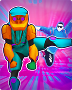 Extreme jdnow playlist app icon
