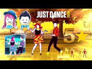 """Just Dance 2014 """"One Thing"""" -One Direction- 5 Stars -DLC-"""