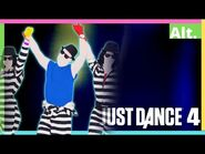 Just dance 4 - everybody needs somebody to love - Alternate