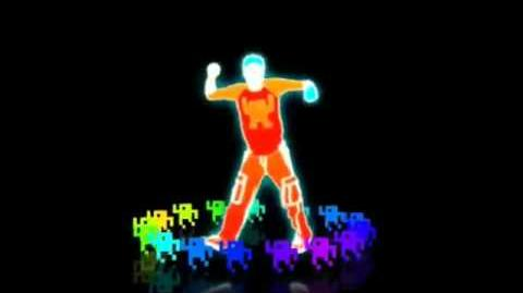 Move Your Feet - Just Dance 2 Extraction