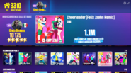Cheerleader jdnow menu outdated