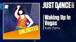 Just Dance 2017 (Unlimited) Waking Up In Vegas