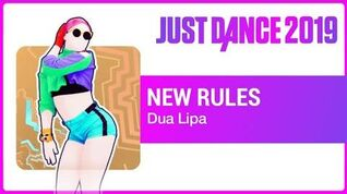 Just Dance 2019 New Rules