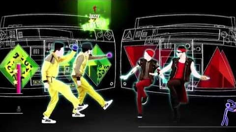 Walk This Way - Just Dance 2015