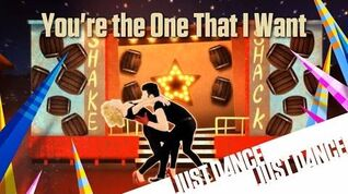 You're the One That I Want - Just Dance Now (No Gui)