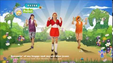 Crocodile Rock - Just Dance Kids 2