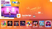 Eyeofthetiger jdnow menu new