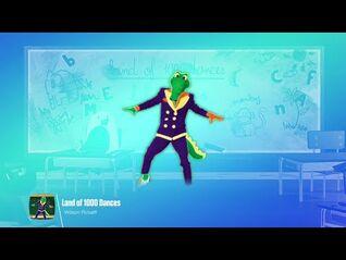 Just Dance 2018 (Kids)- Land Of 1000 Dances