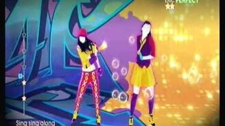 Just Dance 4 DLC Oath by Cher Lloyd feat Becky G