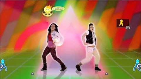 Just Dance Kids 2014 Hit Me With Your Best Shot