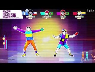 Just Dance Now PC Fire by LLP featuring Mike Diamondz (5*estrellas)