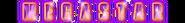 Logo megastar letters
