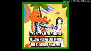 The Sunlight Shakers - Itsy Bitsy Teenie Weenie Yellow Polka Dot Bikini