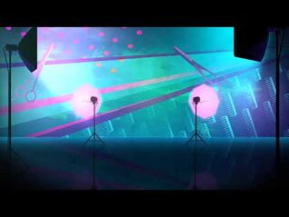 Venus background - Just Dance 3