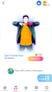 Cantfeelmyface jdnow coachmenu phone 2020