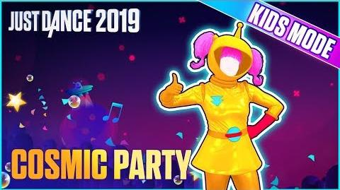 Cosmic Party - Gameplay Teaser (US)