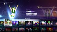 Futebol jd2016 menu