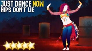 Hips Don't Lie - Just Dance Now