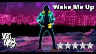 Just Dance 2017 - Wake Me Up