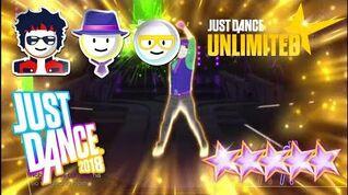 "Just Dance 2018 (Unlimited) ""Moves Like Jagger"" Maroon 5 MEGASTAR 13K"