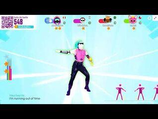 Just Dance Now - Blinding Lights byThe Weeknd- Megastar Just Dance 2021