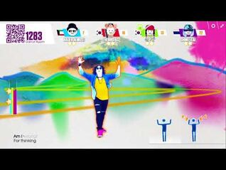 Just Dance Now Am I Wrong 4 stars