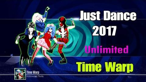 Time Warp - Just Dance 2017
