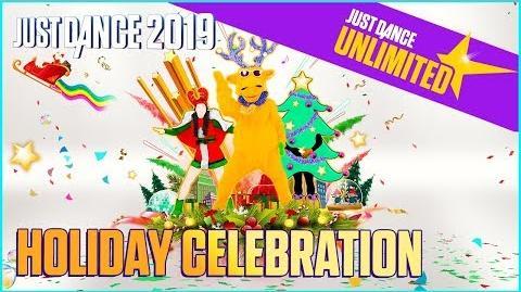 Holiday Celebration Event - Just Dance 2019 (US)