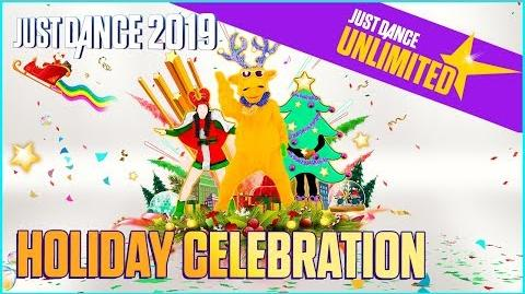Holiday Celebration Event - Just Dance 2019 (US)