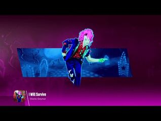 Just Dance 2018 (Unlimited)- I Will Survive
