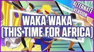 Waka Waka (This Time For Africa) (Football Version) - Gameplay Teaser (US)