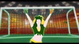 Futebol Crazy - Just Dance 3