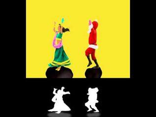 Just Dance 2015 Extract - Xmas Tree