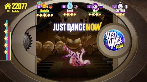 Just Dance Now - I'm An Albatraoz 5*