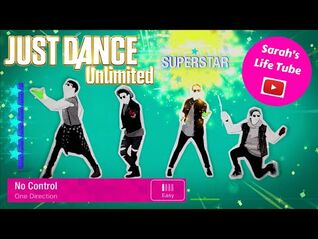 No Control, One Direction - SUPERSTAR - Gameplay P3 - Just Dance 2016 Unlimited -PS5-