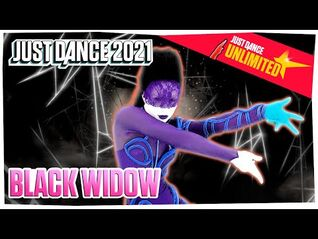 Black Widow - Just Dance Unlimited Gameplay Teaser (US)